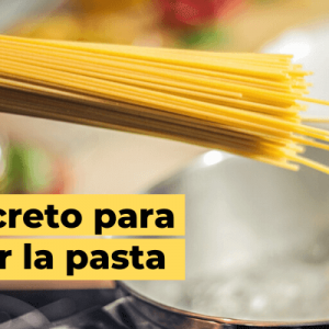 Cocer pasta